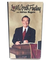 Love Worth Finding with Adrian Rogers VHS  How to Make the Rest Day the ... - $8.91