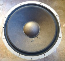 Pioneer  woofer PW-301A-2 From CS-55 Made in Japan ! - $51.08