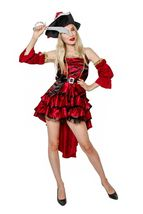 Female Adult Pirate Halloween Costume Cosplay Outfit image 4