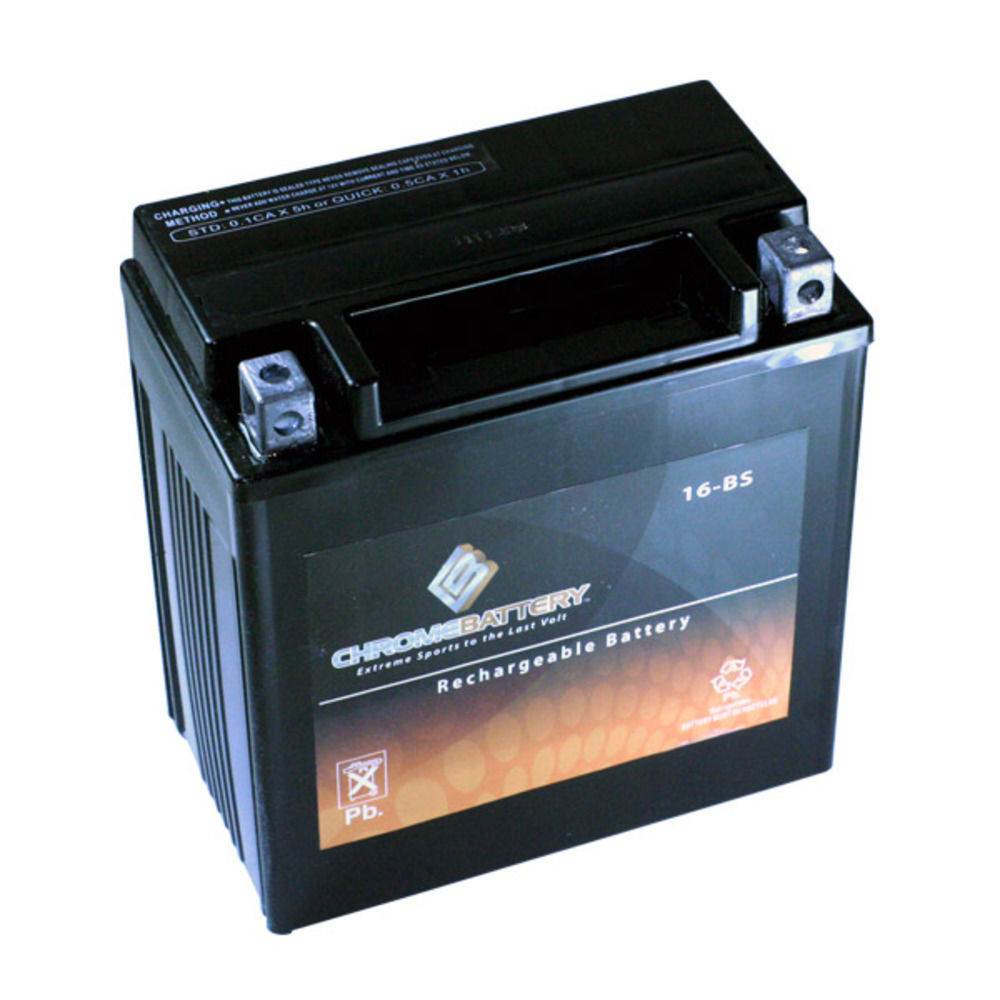 YTX16-BS Motorcycle Battery for SUZUKI VLR1800 (C109R) 1800CC 06-'09