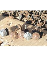 50 Steel Hammered Clavos Decorative Nails Door Furniture Craft 5/8 inch bz - $71.99