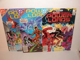 POWER LORDS - 3 PART SERIES FROM THE 80'S -  FREE SHIPPING - $14.03