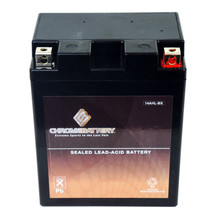 Ytx14 Ahl Bs Motorcycle Battery For Kawasaki Ex500 A 500 Cc 87 '93 - $48.90