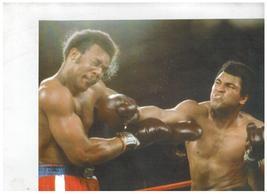 Muhammad Ali George Foreman B Zaire Vintage 18X24 Color Boxing Memorabilia Photo - $35.95