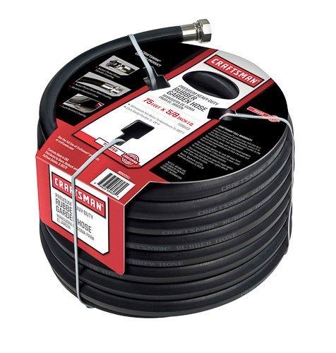 Craftsman premium rubber garden hose 69603 gardening - Craftsman premium rubber garden hose ...