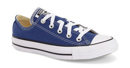 Converse Unisex All Star Chuck Taylor Ox Roadtrip Blue 151177F - $50.00