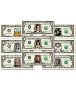 WIZARD OF OZ 9-set Dollar Bill Collection - Made with Real Money Cash Cu... - ₨2,631.49 INR