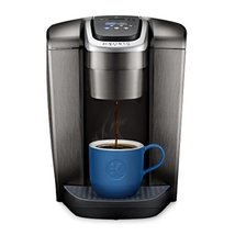 Keurig K-Elite Single Serve K-Cup Pod Coffee Maker, Brushed Slate - $147.00