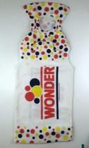 Wonderbread Infant Baby Costume Size 3-9 Months Rasta Imposta EUC - $14.49