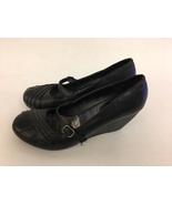 Arizona Jeans Co. Mary Jane Wedges, Women's Size 8, Used - $6.99