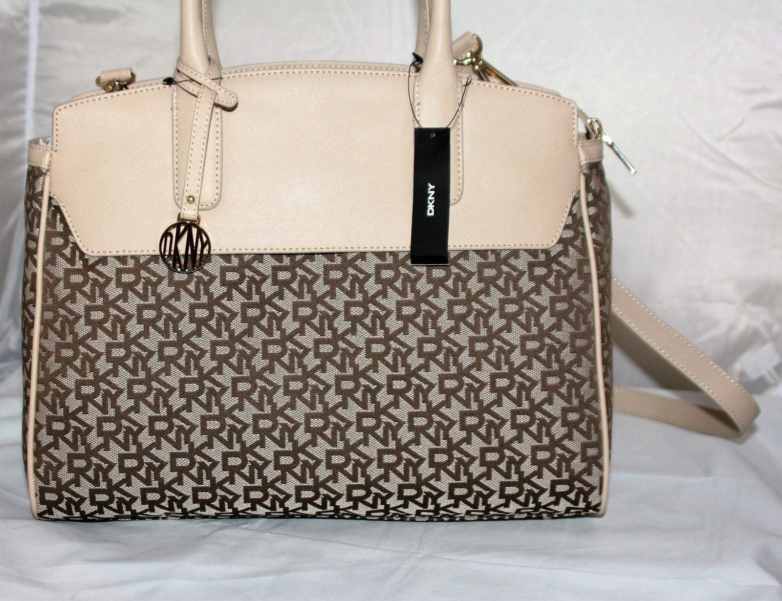 DKNY Heritage w Saffiano Large Satchel and 50 similar items 360e8d1b3af0d