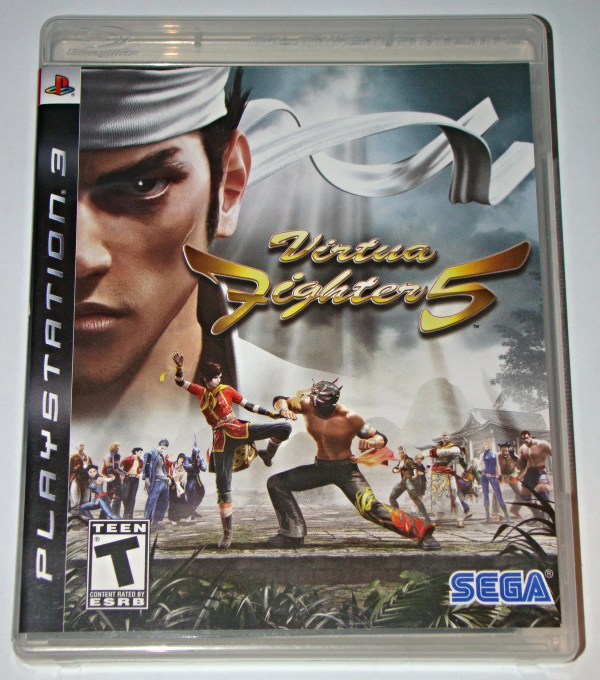 Playstation 3 - SEGA - Virtua Fighter 5 (Complete with Instructions) - $8.00