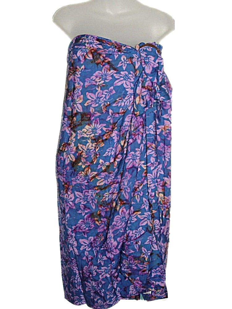069b3da405e43 Hawaiian Floral Purple Batik Print Plus Size and 50 similar items.  612xqezwspl