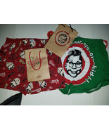A Christmas Story Boxer With Gift Bag SIZE S 28-30  NWT - $9.59