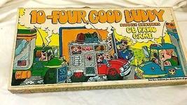 10-4 Good Buddy Vintage CB Radio Board Game Parker Bros - $24.74