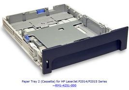 HP Laserjet p2015 p2014 RM1-4251-000 Input Paper Tray Cassette RM1-4251-000 - $20.00