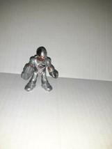 Imaginext DC Super Friends CYBORG figure cannon arm  - $6.89