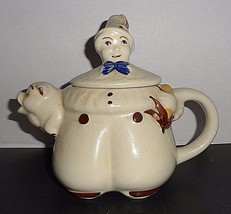 Vintage 1940s Shawnee Tom the Piper's Son Teapot - $45.00