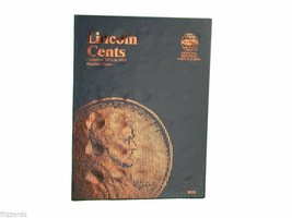 Lincoln Cent # 3, 1975-2013 Coin Folder by Whitman - $6.49