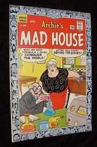 Archie's Mad House Archie Comic April 1965 - $19.99