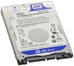 """Western Digital 500GB Internal 2.5"""" Laptop Hard Drive Loaded 10.12 Sierr... - $30.38"""