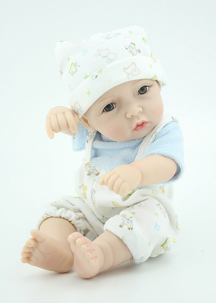 NEW!! Reborn Baby Doll Boy 10