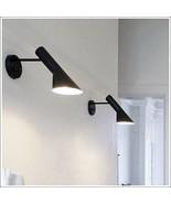 Louis Poulsen Arne Jacobsen AJ Wall lamp Black & White UP / DOWN Sconce ... - $65.85