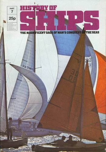 HISTORY OF SHIPS #07  1975 VG TO FINE RARE