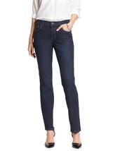 6335-22 Banana Republic Womens Dark Blue Rinse Straight Leg Jeans Sz 28 ... - $41.63