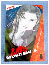 Used Manga - Musashi '9 vol1 - $5.00