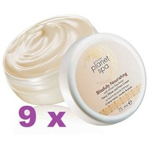 9 x Avon Planet Spa Blissfully Nourishing Shea Butter Hand, Elbow and Fo... - $69.99