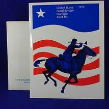 1973 US Commemorative MINT Stamps and Souvenir Album Unopened Stamps - $19.80