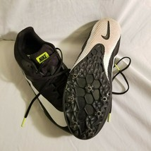 Nike Racing Zoom Rival S US Size 12 Classic Black and White Swoosh - $19.79