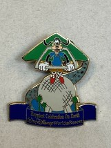 2005 Happiest Celebration on Earth Goofy Walt Disney World Resort Epcot Pin FL - $16.99