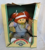 Vintage 1984 CABBAGE PATH KIDS Red Hair green eyes CPK Whitney Stacie - $150.00