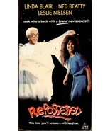 REPOSSESSED  LINDA BLAIR VHS RARE - $4.95
