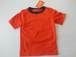 Gymboree Boy Orange Pocket Swim Shirt - Size 12-18 Months -  NWT - $5.99