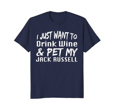 Dog Lovers Gifts Dog Owner Shirt Jack Russell Terrier Gift - $17.99+