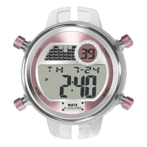 Watch Watx M Rock Rwa2003 Unisex Pink for sale  USA