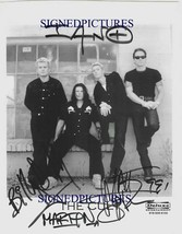 THE CULT BAND SIGNED AUTOGRAPHED RP PHOTO ALL 4 ASTBURY DUFFY SORUM AND ... - $15.99