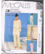 McCall's 2125 Misses Shirt, Top, Pants, Bias Sk... - $5.00
