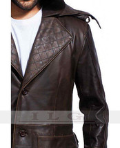 Assassins Creed Syndicate Jacob Frye's Real Leather Coat - $118.79+