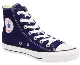 Converse Unisex Chuck Taylor All Star High Top Blue Ribbon 132308F - $49.99