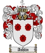 Ashlin Family Crest / Coat of Arms JPG or PDF D... - $6.99