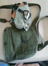 Vintage M9A1 Gas Mask w/ Filter Excellent Condi... - $50.00