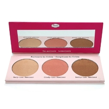 TheBalm The Manizer Sisters Luminizer Bronzer Highlighter Collection Palette - $26.00