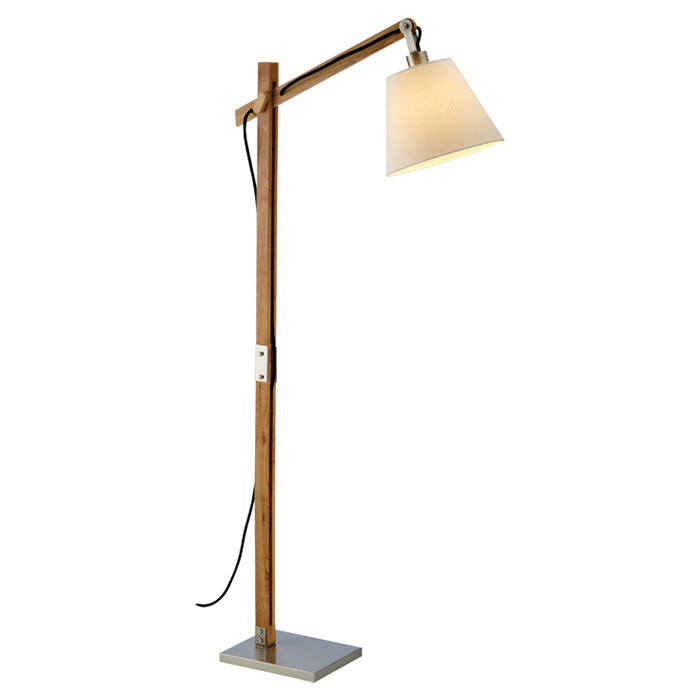 Chestnut Floor Lamp