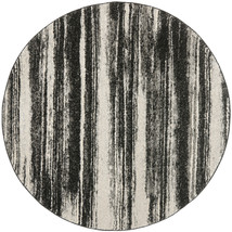 Retro Shades of Gray Area Rug image 1