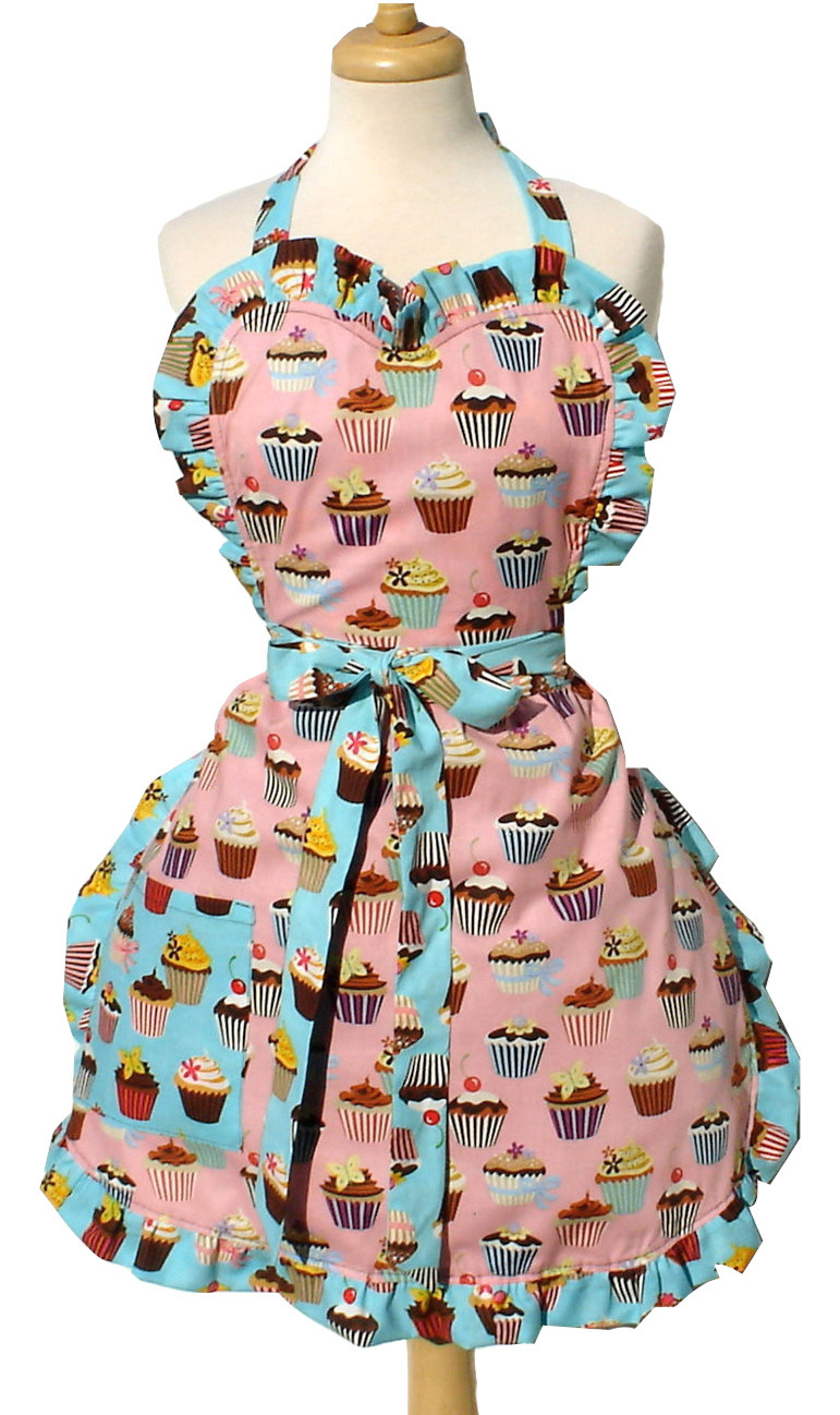 Primary image for Sweetheart Cupcake Apron