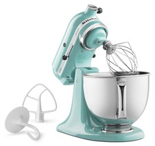 Mint Green Kitchenaid Standing Mixer - $289.99